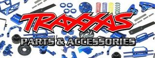 Traxxas Spare & Upgrade Parts