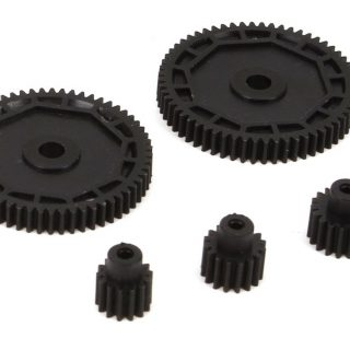 Pinions & spur Gears