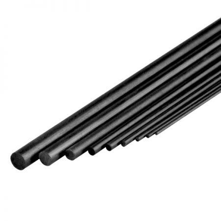 Carbon rods, Tubes & sheet.